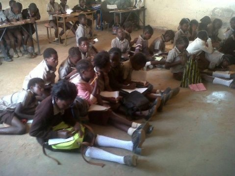 More than a year under PF: only 50 out of 379 pupils get space at Mutondo primary school