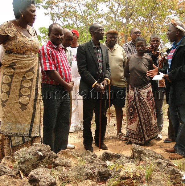 PF resists repatriating remains of Zwangendaba from Muchinga to Chipata