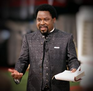 Prophesies for individuals in 2013 by TB Joshua