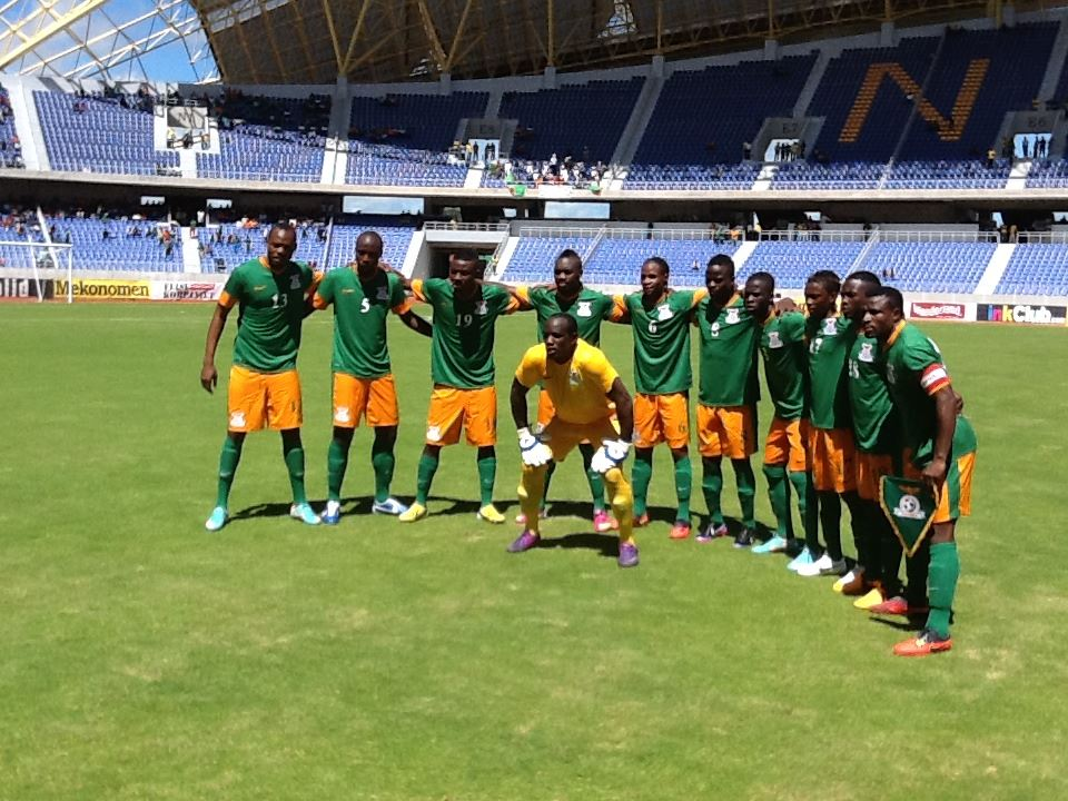 Gate charges prevent fans from Zambian game, fans condemn new kit