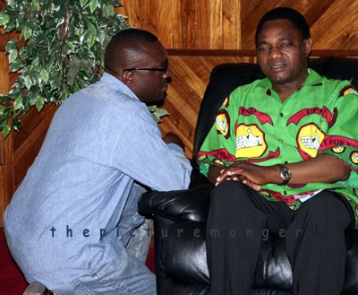 Sata continues blackmailing opposition MPs & chiefs; this time he is on Nkombo, Bbelemu, Mukuni