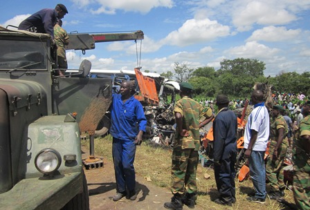 PF official says life would have been saved in Chibombo accident if govt was prepared