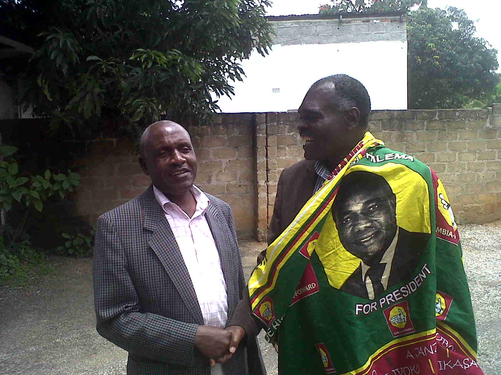 Former Kapiri MP joins UPND, paty calls for medical board to examine Sata's mental stability
