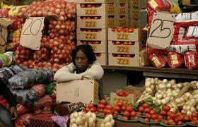Zambia's inflation drops 0.3 % due to cheaper food, says CSO