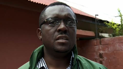 Opposition UPND MP Garry Nkombo charged with murder