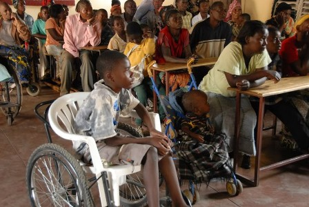 PF regime accused of plotting to send people with disabilities to villages
