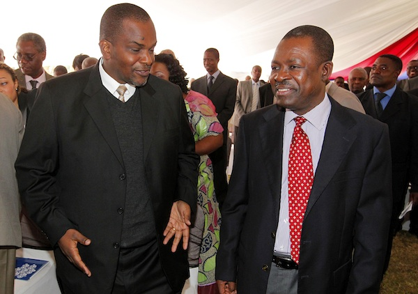 Mutembo's Nigerian witness breaks into tears in court, says Kabimba told a lie in parley