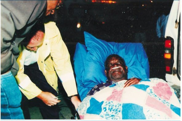 Sata arrives in India for medical treatment