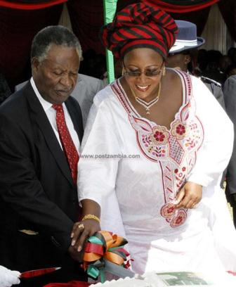 Sata said to be building hotel in Zimbabwe as wife acquires huge land