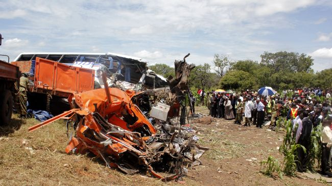 Police charge 74-year old farmer with 51 counts of causing death in Chibombo accident