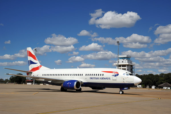 Shortage of jet 1 fuel cause BA flight to re-route to Tanzania