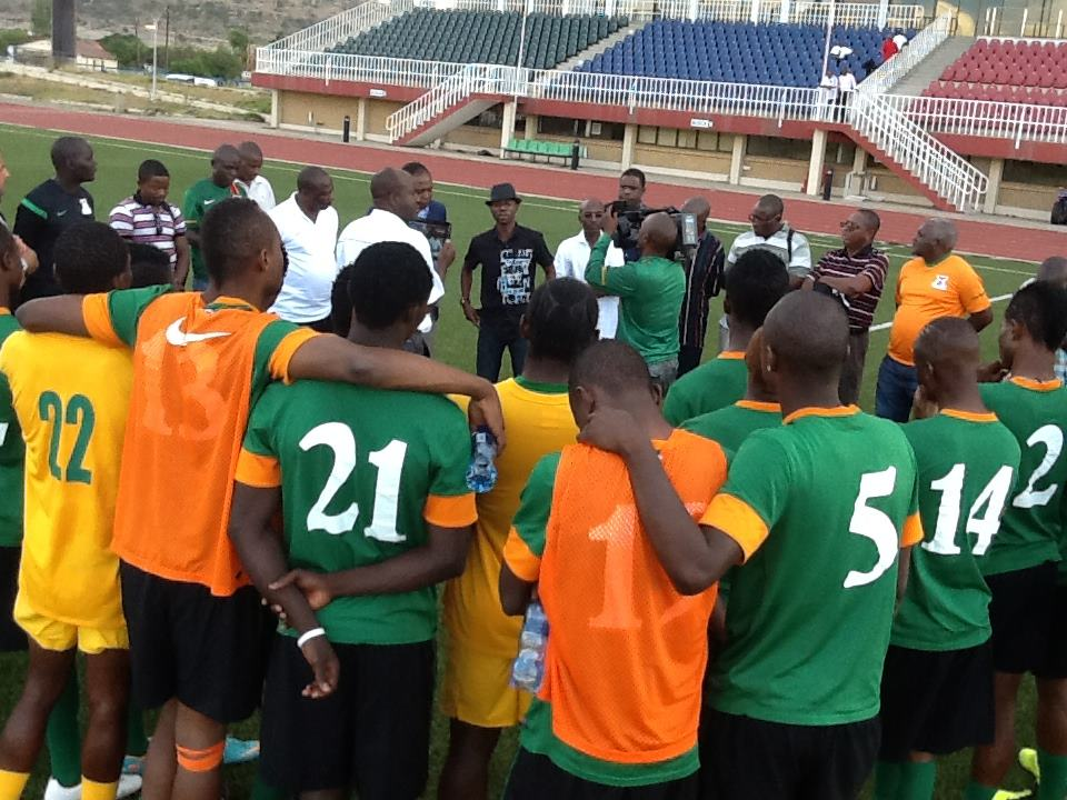 Chipolopolo draws 1-1 with Lesotho