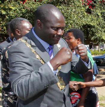 Mayor Chisenga effects arrest of citizen who 'insulted' Sata for employing Bembas only