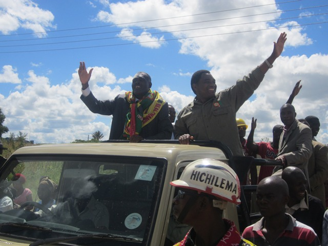 UPND's Zimba files for Kapiri promising continuity with his programmes