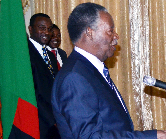Sata's meeting with Muchinga chiefs was not part of govt programme