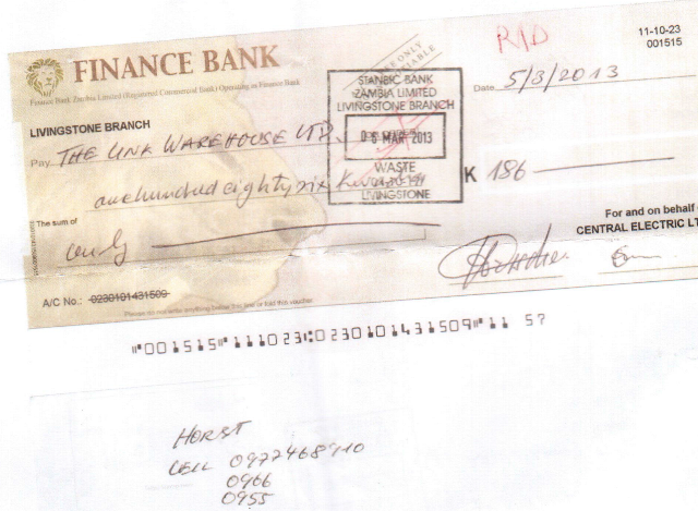 PF chairlady bounces cheque as curios traders accuse Masebo of swindling them