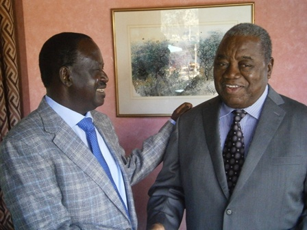 RB urges Raila Odinga team  in Kenya to be patient