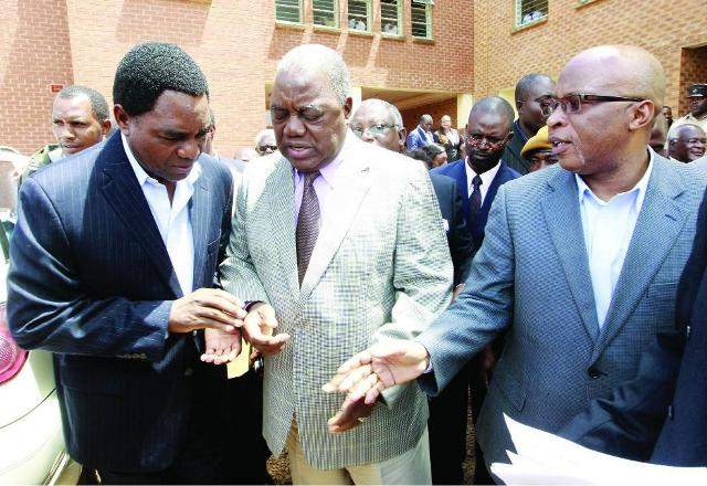 RB's lawyers win round one in court as Mutembo's incompetence shows