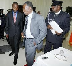 Sata slowly side-lines his Press Aid George Chellah for selling information
