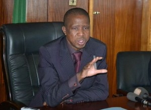 Lungu strategising for 2016