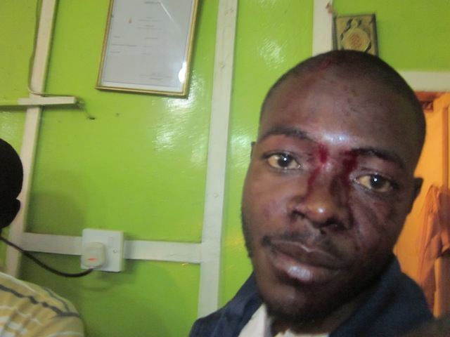 Kabwe businessman hits worker for demanding pay
