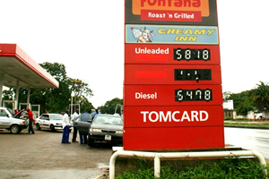 Fuel Prices increase tonight