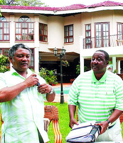 Lubinda is very treacherous- insist PF