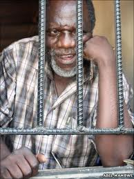Former defence minister Mpombo jailed