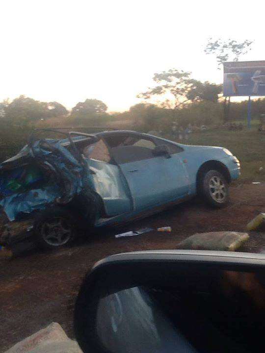 A number of people sacrificed along Kitwe-Chingola road fatalities