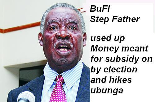 PF trying to stop singing 'bufi' in Feira by-election