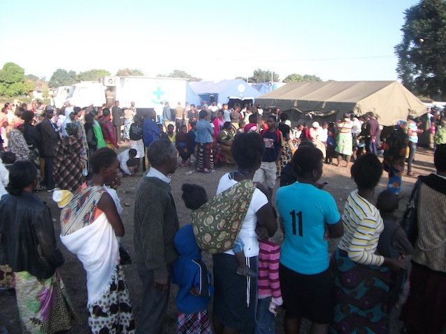Chibuluma residents still queuing to benefit from RB projects