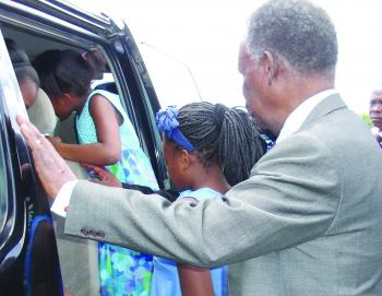 Ndola commuters stranded as bus operators park their buses