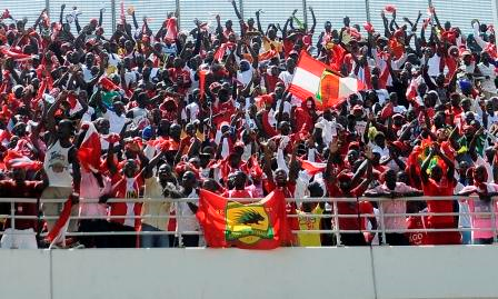 African union indeed: Ghanaians to support Chipolopolo