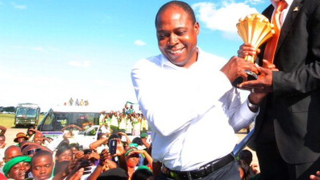 Kalu: Zambia should host 2019 Africa Cup of Nations