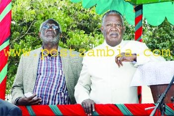 Flashback: Sata tells striking ZRA workers to be united as they are dealing with vicious govt