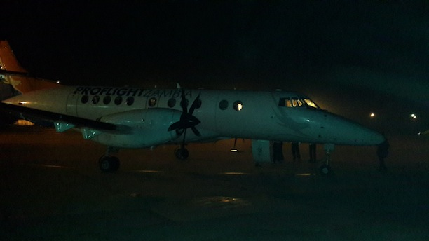 Plane fails to take off from Ndola due to Zesco load shedding