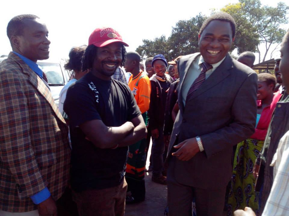 We are sorry for voting PF, Luanshya residents kneel before HH