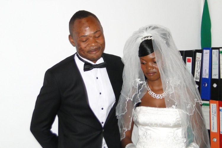 Chipolopolo defender Sunzu weds