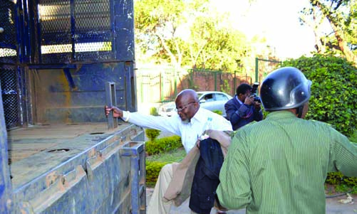 High court sends Katele, Chungu back to jail for five years