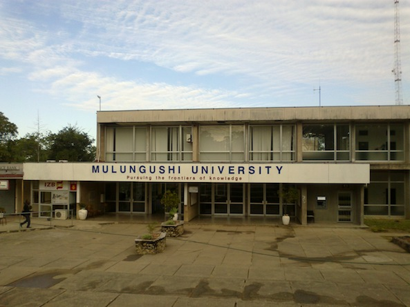 Mulungushi university withholds results demanding penalty fees from students