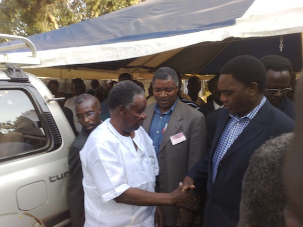 HH tells Sata how he was elected UPND leaders, now waits for answers on illegality of Chief Justice
