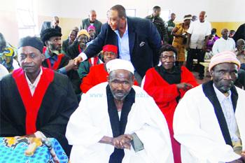 Bemba elders defy Sata, begin installation of 'dethroned' Sosala as Chitimumulu