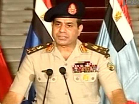Admirable: soldiers kick out Egyptian president over failed election promises