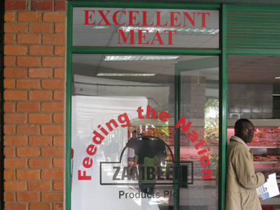Zambeef says tests on intercepted meat products prove negative of embalming chemicals