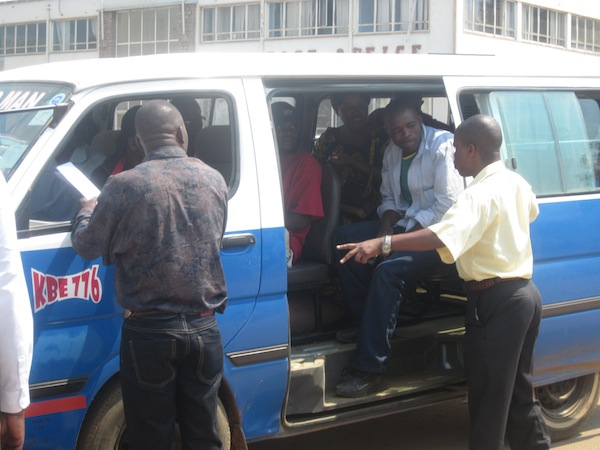 Kabwe PF MPs abduct bus driver, orders passengers out of bus