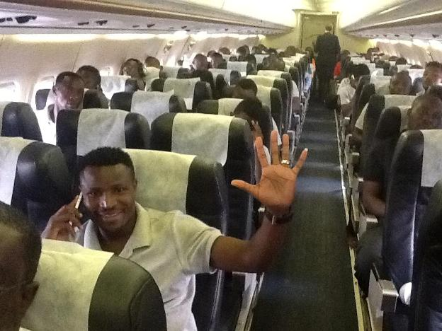 Once again Chipolopolo trip delayed, as players snub Kambwili