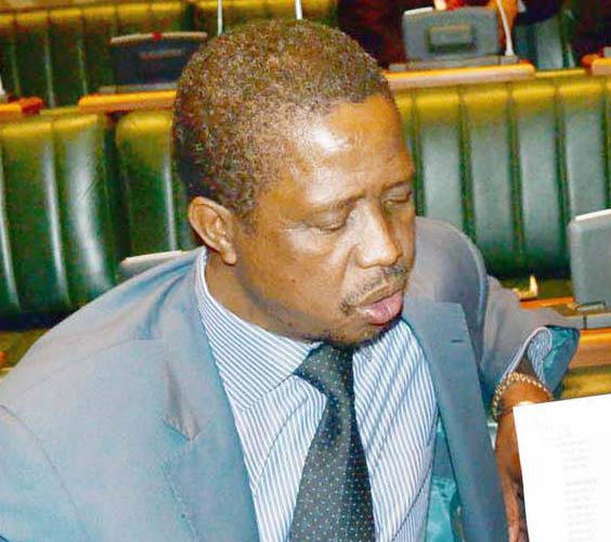 Edgar Lungu annoys Barotse Royal Establishment