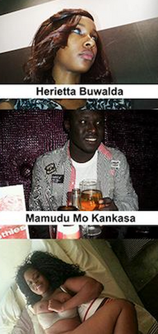 Kankasa's grandson at police for trying to force girl to abort