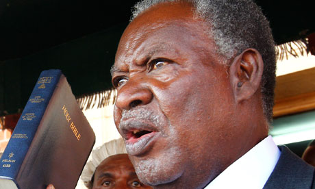 Zambia does not need new constitution – says Sata