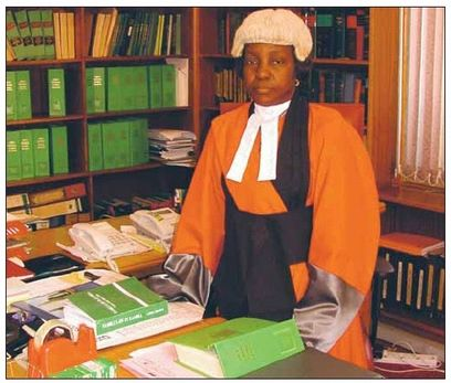 Embarrased and ashamed Deputy Chief Justice retires